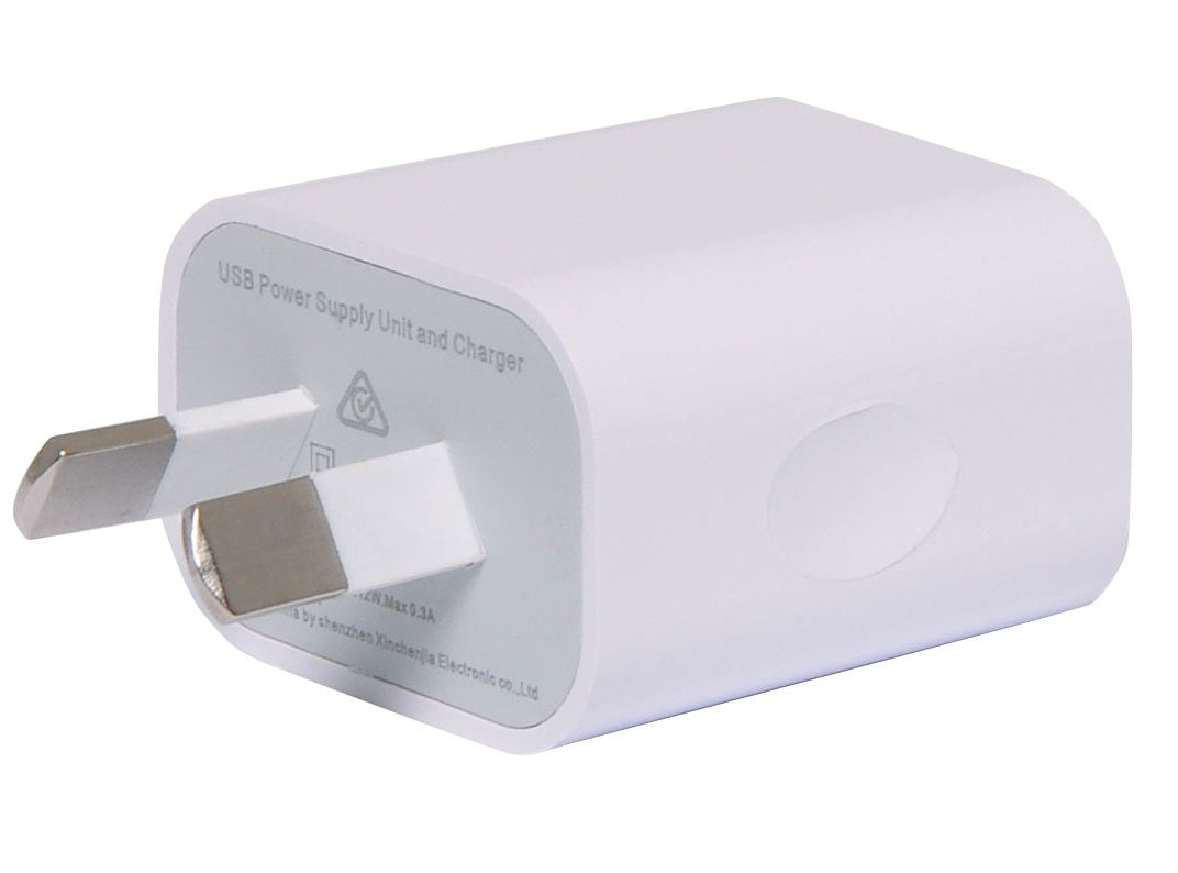 Powertran 2 Output Intelligent 2.4A USB Charger