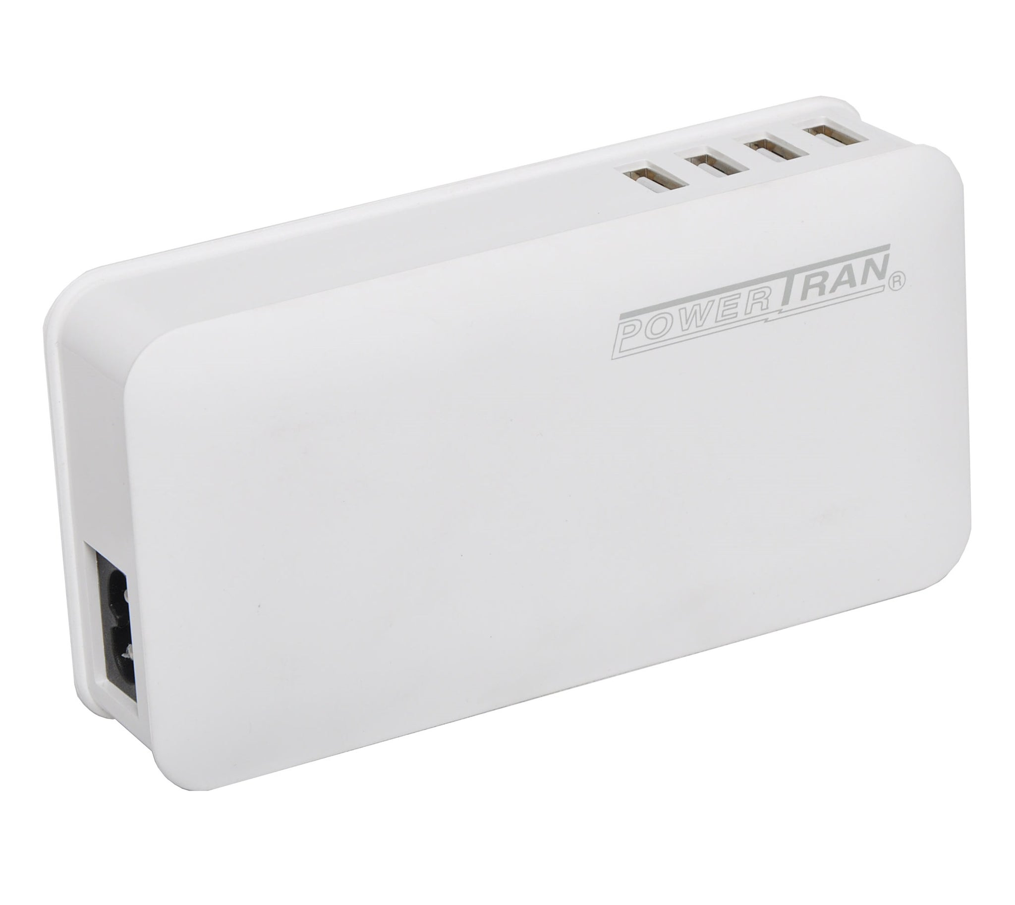 Powertran 8 Output Intelligent 12A High Current USB Charger