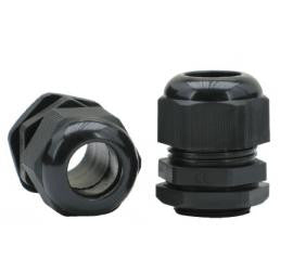 IP68 Nylon Cable Glands - Sizes M12 to M63 - BNR Industrial