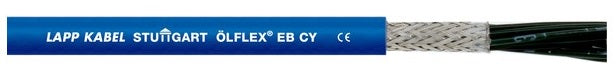 LAPP KABEL LAPP KABEL ÖLFLEX® EB CY Intrinsically Safe, EMC Screened, Flame-retardant PVC Control Cable - BNR Industrial