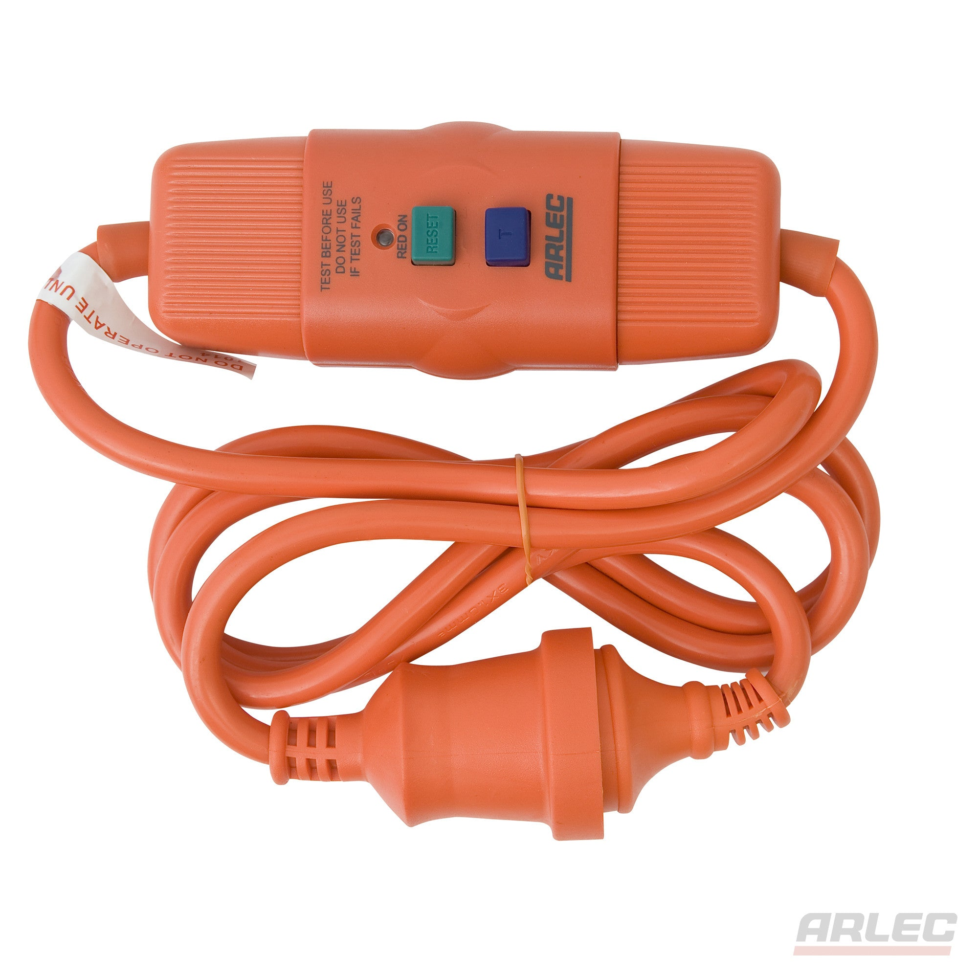 Arlec ARLEC In-Line Safety Switch Heavy Duty Extension Lead - ORE18 - BNR Industrial