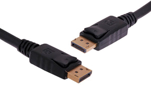 DisplayPort Male to Male Cable - BNR Industrial