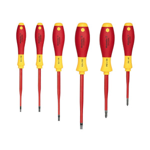 Weidmuller SDI Slimline VDE Insulated Screwdriver Set S3.5-6.5/PH1/2 - BNR Industrial