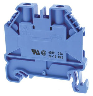 Wieland Selos WT 4mm² Terminal with Screw Connection - BNR Industrial