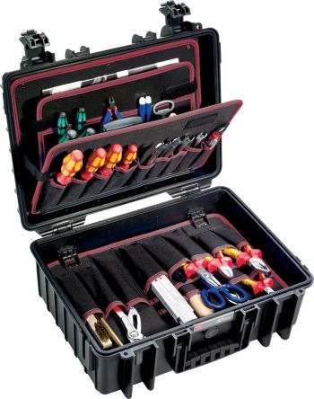 RS Pro RS Pro Jet 5000 Tough Case & Pocket Kit - BNR Industrial