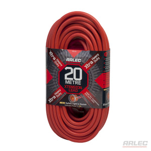 ARLEC Extra Heavy Duty - 20 Metre Extension Lead - REL20 - BNR Industrial