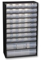 Raaco 44 Compartment Cabinet Organiser - BNR Industrial