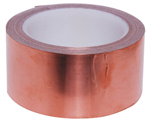 Copper Foil Tape - 50mm x 15m - BNR Industrial
