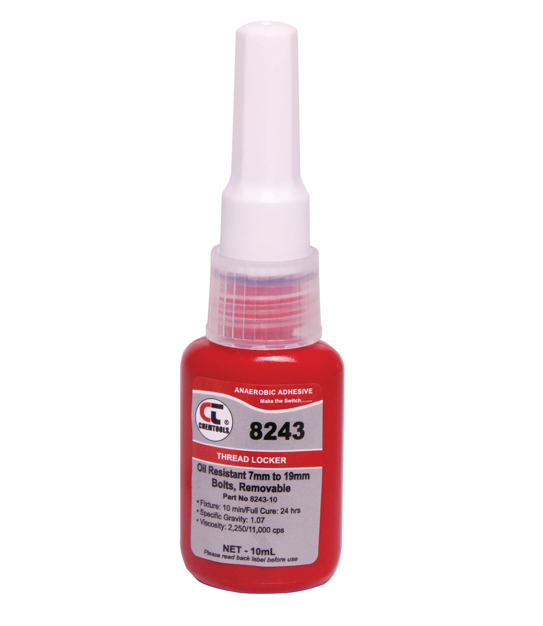 Chemtools Chemtools Threadlocker 8243 10ml - BNR Industrial