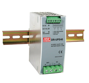 MEAN WELL DR-UPS40 UPS Module DIN Rail
