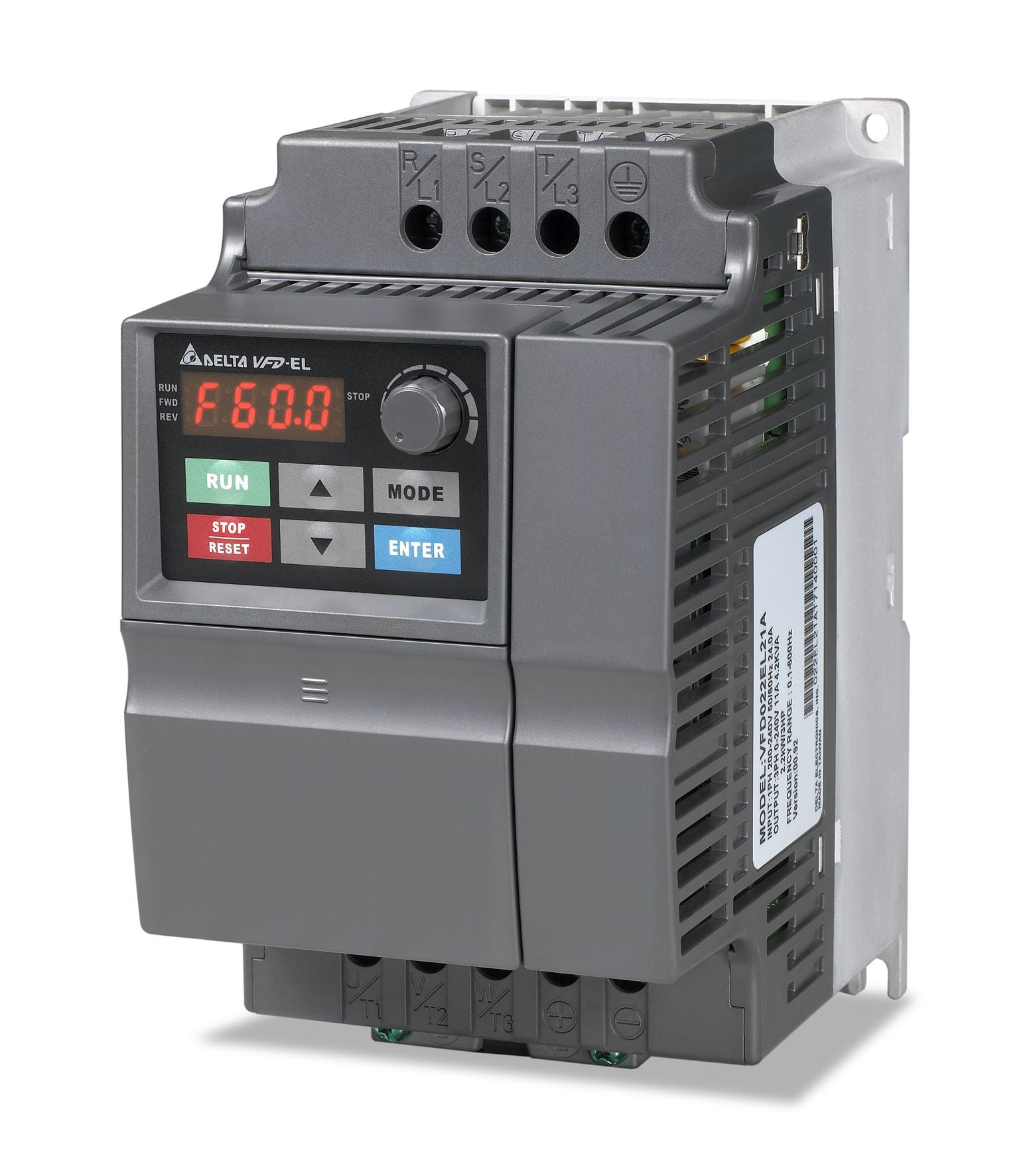 DELTA DELTA VFD-EL Series AC VSD Drives - BNR Industrial