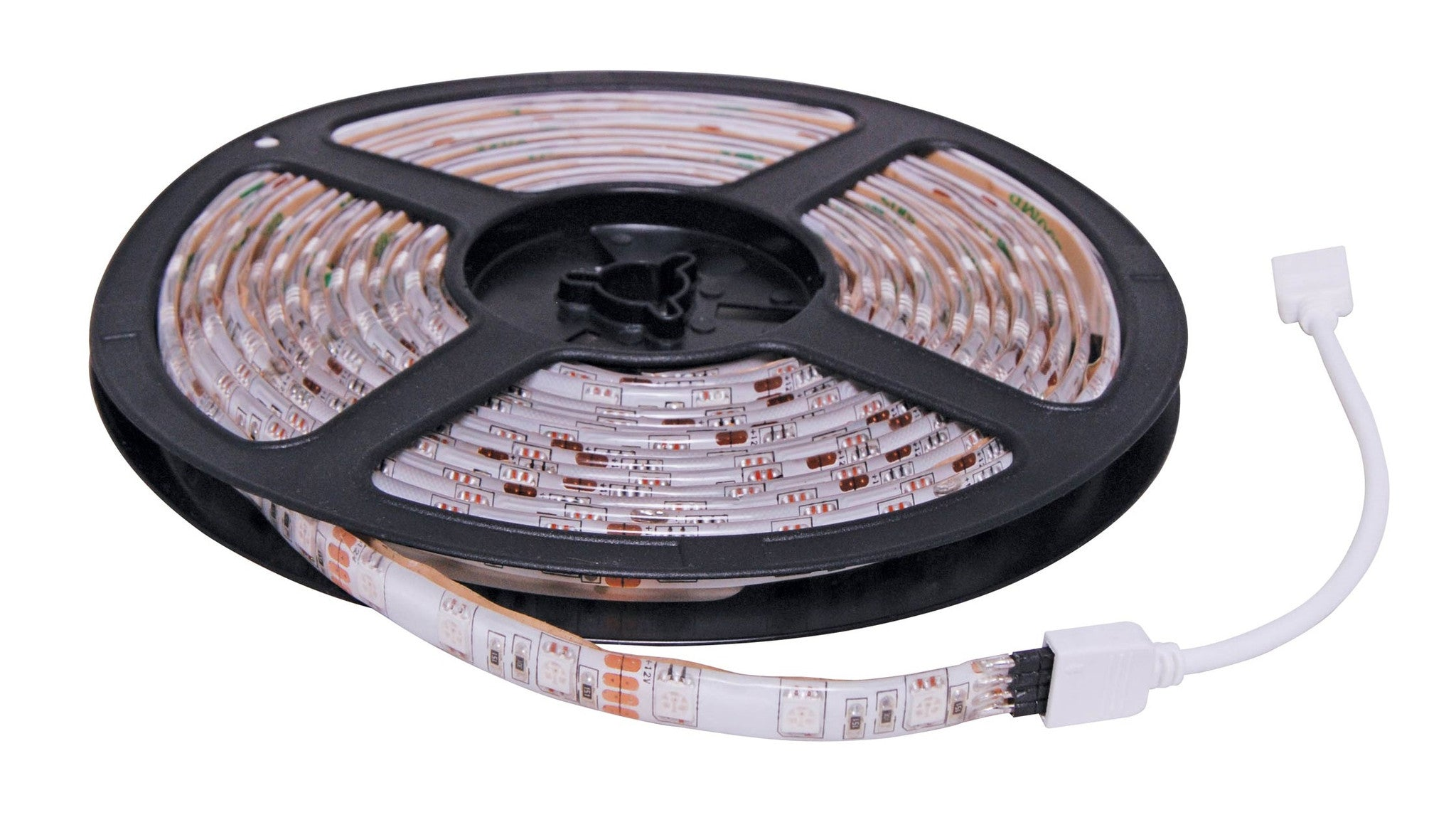 IP65 5050 RGB 12 Volt LED Strip Light 5m - BNR Industrial