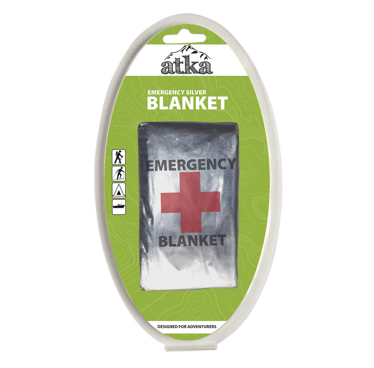 Atka Atka Emergency Blanket - BNR Industrial