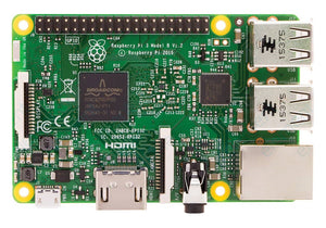 New Raspberry Pi 3 Model B - BNR Industrial