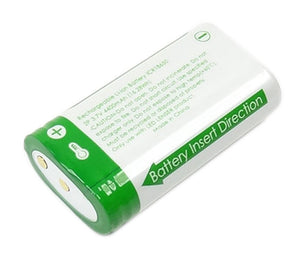 Original Li-ion Rechargeable battery for H14R.2 - 1000 Lumen Model - BNR Industrial