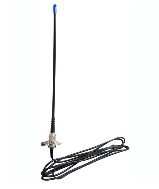 433MHz antenna with coaxial cable and SMA connector - BNR Industrial