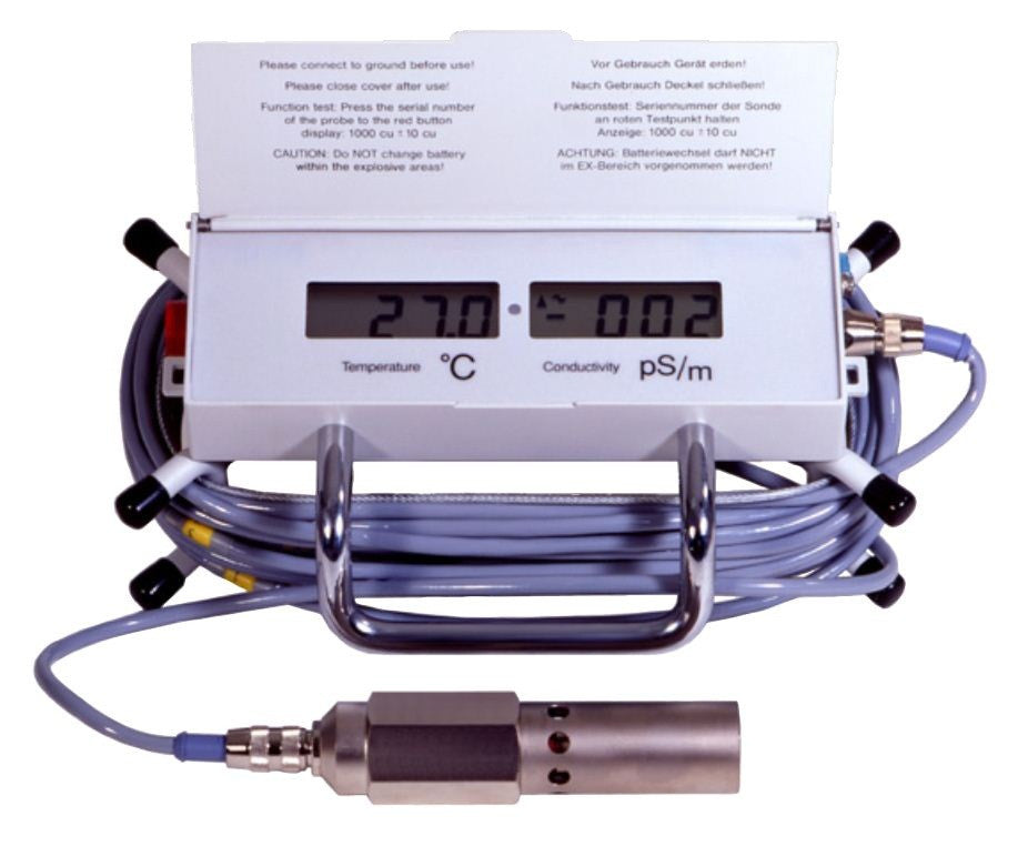 MBA MLA900 Stationary Conductivity Meter - BNR Industrial