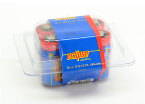 CR123A 3V Lithium Batteries - 6 Pack - BNR Industrial - 2