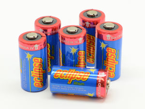 CR123A 3V Lithium Batteries - 6 Pack - BNR Industrial - 1