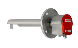 MBA801 Halfpipe Rotating Paddle - Level Dection Switch with Semi Rotating Paddle