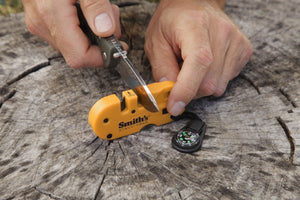 Smith's Pocket Pal X2 Sharpener and Survival Tool - BNR Industrial