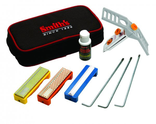 Smith's Smith's Diamond Precision Knife Sharpening System - BNR Industrial