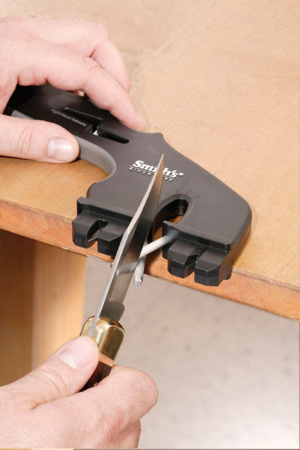 Smith's Smith's 4-in-1 Knife and Scissors Sharpener - BNR Industrial