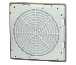 LINKWELL FK5522.300 Exit Filter, Panel Mount, RAL7035, IP54, 150x150mm - BNR Industrial