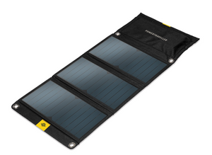 POWERTRAVELLER FALCON 21 Foldable Multi-Voltage Solar Panel