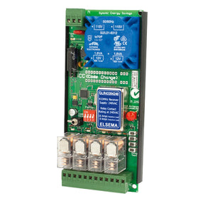 ELSEMA GLR43304240, 4 Channel Gigalink™ Series 433MHz Receiver - 240VAC In and Out
