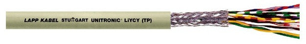 LAPP KABEL LAPP KABEL UNITRONIC® LiYCY (TP) Screened Twisted Paired Data Cable - BNR Industrial