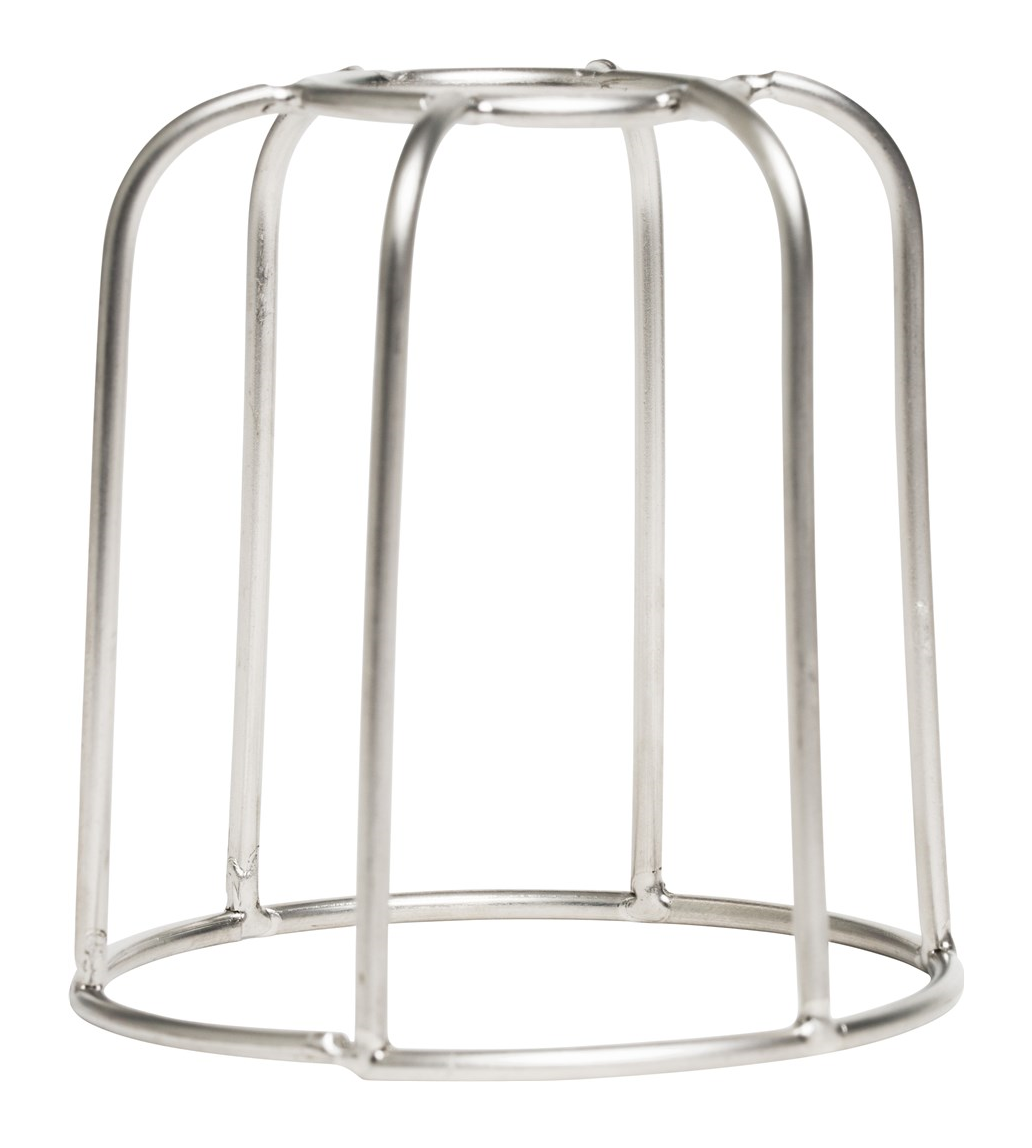 MOFLASH MOFLASH Stainless Steel Lens Cage Guard for BC/SB Series Hazardous Area Beacons - BNR Industrial