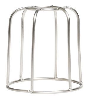 MOFLASH Stainless Steel Lens Cage Gauard for BC/SB Series Hazardous Area Beacons - BNR Industrial