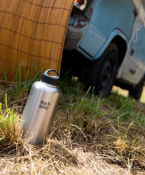 Klean Kanteen Classic Wide 64oz (1900ml) - BNR Industrial