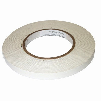 12mm Double-sided Mounting Tape - 25m - BNR Industrial