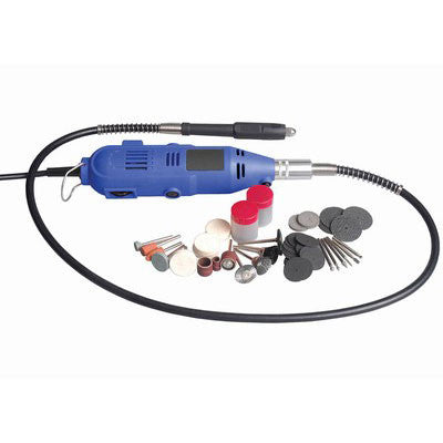 BNR Rotary Tool Kit with Flexible Shaft - BNR Industrial