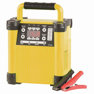 Intelligent 6V/12V/24V 15A Battery Charger - BNR Industrial