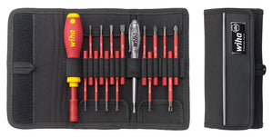 Wiha SlimVario 16pc VDE Screwdriver Set - BNR Industrial