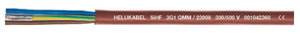 HELUKABEL SiHF Silicon Multicore Cable, Halogen Free, UV Resistant - BNR Industrial