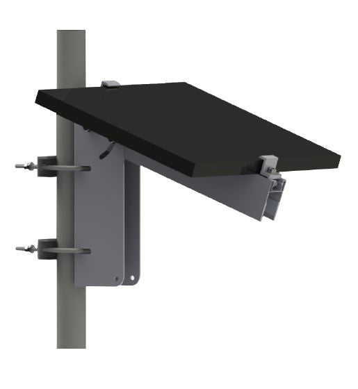 Symmetry Solar Panel Pole Mount Kit - BNR Industrial