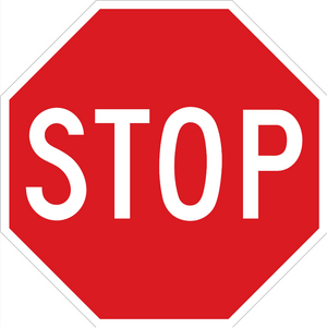 Regulatory Stop Sign - BNR Industrial
