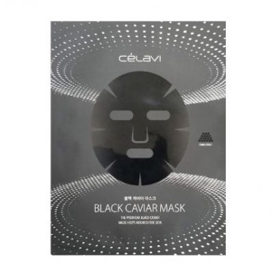 Mascarilla Facial Black Caviar Mask