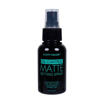 Setting Spray Oil Control Matte