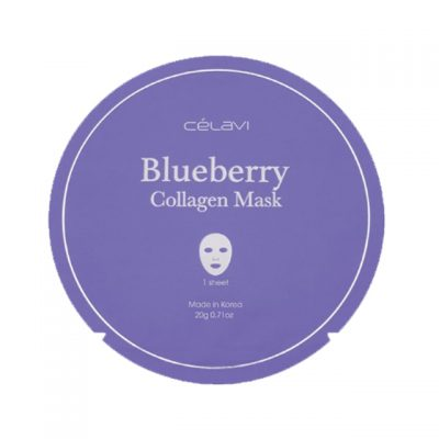Mascarilla de Colágeno Blueberry