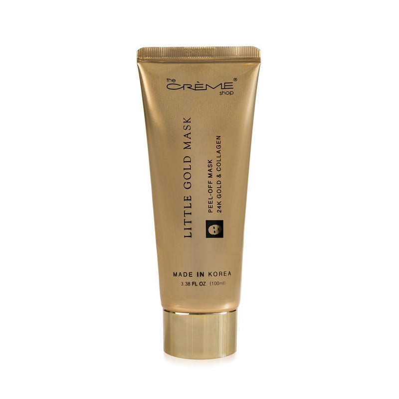 Mascarilla Peel Off Little Gold con Oro de 24K & Colágeno