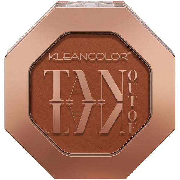 Tan out of Tan Bronzer