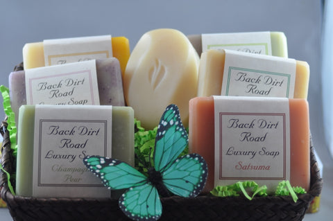 Women's Soap Collection