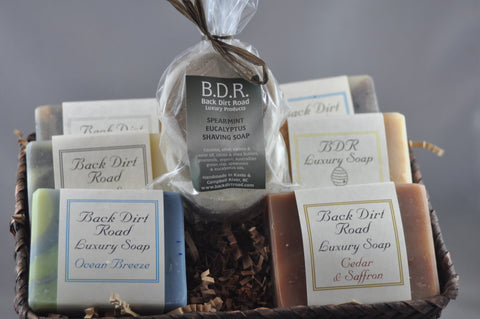 Men's Soap & Shave Collection