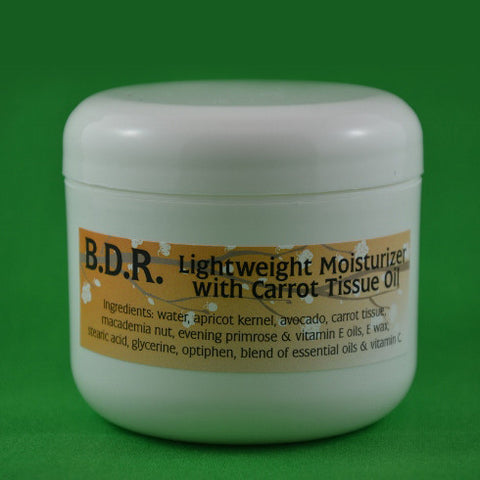 Lightweight Moisturizer with Carrot Tissue Oil