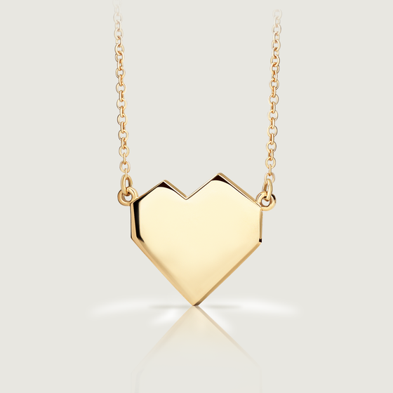 Ararat Heart Necklace